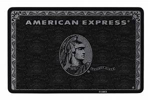 American Express Black Card / Amex Centurion card on Behance