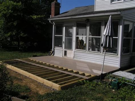 patio vs deck ground level deck vs patio deck design and ideas