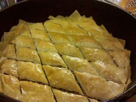 oven desert recipes marksblackpot dutch oven recipes and cooking dutch oven baklava
