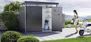 Gartenhaus Metall Biohort : gartenhaus metall my blog ~ Whattoseeinmadrid.com Haus und Dekorationen