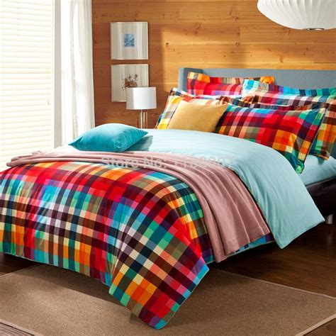 colorful bedding sets 17 best images about bedding duvet cover set without 2334