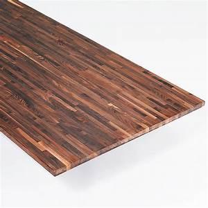 Massivholzplatte 200 X 80 : exclusivholz massivholzplatte walnuss 260 x 80 x 2 6 cm bauhaus sterreich ~ Bigdaddyawards.com Haus und Dekorationen