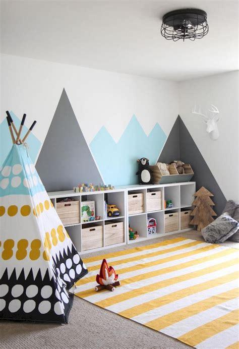 diy playroom  kids decorating ideas