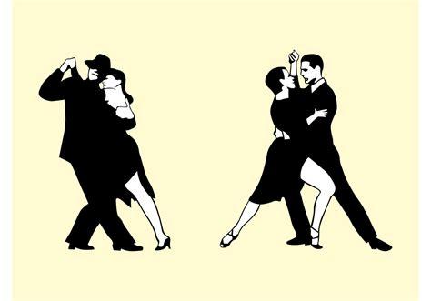 tango couples   vector art stock graphics