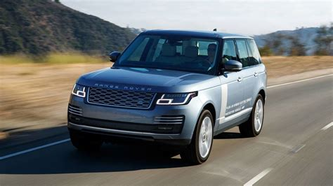 2019 Land Rover Range Rover P400e First Drive Never Stop