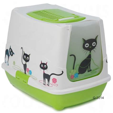 hooded litter box with filter moderna products covered litter box trendy cat