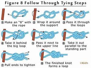 7 Best Images About Climbing Knots On Pinterest