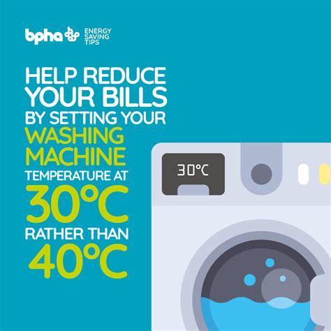 Energy Saving Tips Bpha