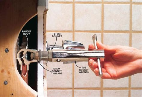 tub spout diverter leak 10 things you should about your home s plumbing