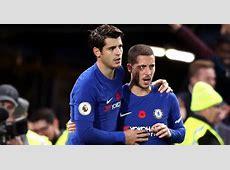 Hazard Sebut Morata Sebagai Striker Top Berita Bola 2017