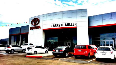 Larry Miller Toyota by Larry H Miller Toyota Peoria October 2013
