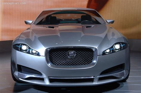 jaguar  xf concept image photo