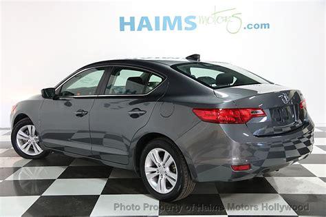 2013 used acura ilx 4dr sedan 2 0l at haims motors serving
