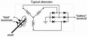 Wiring Diagram For Alternator And Starter