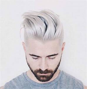 Latest Hair Trend: Grey Hair & Pearl White For Men & Women