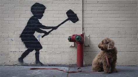 Banksy Art New York
