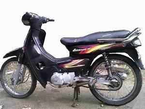 Spesifikasi Honda Astrea Legenda 2