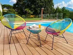 Un salon de jardin à moins de 320€ Joli Place