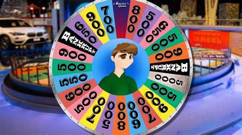 fortune wheel round
