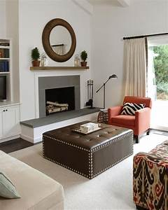 Family Room Ideas Decorating 2017 Grasscloth Wallpaper ...