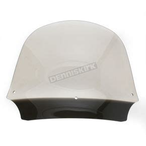 shades 12 in solar batwing windshield for batwing fairing 2310 0315 ebay