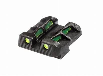 Sight Glock Rear 9mm Sig Litewave Sights
