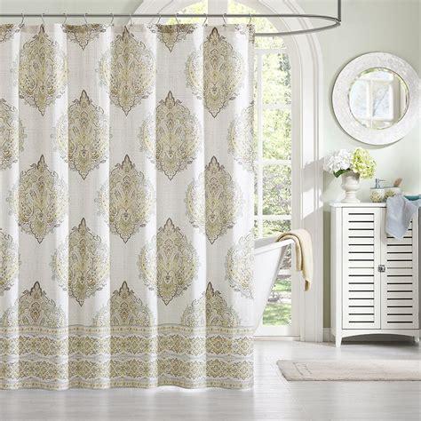 unique fabric shower curtains cloth fabric shower