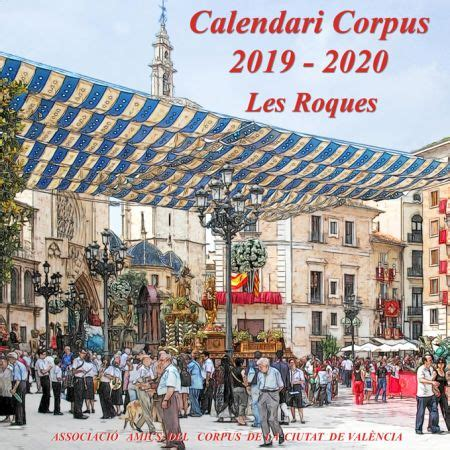 calendarios del corpus valencia