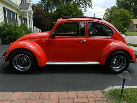 Volkswagen Beetle Customized by Find Used 1966 Volkswagen Beetle In Mars Customized