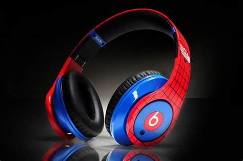 Spider-Man Beats by Dre