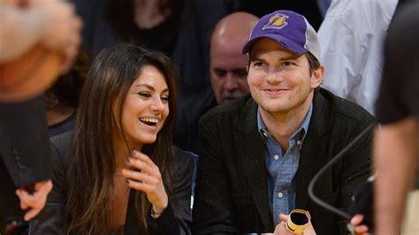 Mila Kunis And Ashton Kutcher Prove Theyre The Cutest