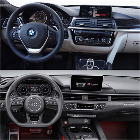 Difference Between 328i And 335i Bmw by 2015 Bmw 340i Vs 2016 Audi S4