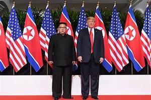 Kim Jong Un Vows 'Major Change' at U.S.-North Korea Summit ...