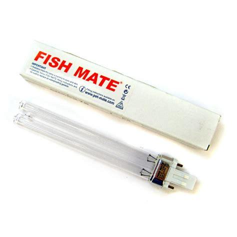 fish mate pressure filter replacement uv bulb pond uv