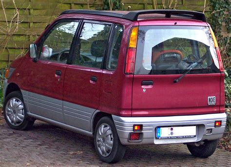 2001 Daihatsu Move (l6) - pictures, information and specs ...