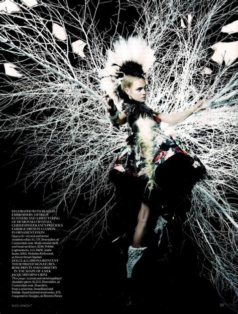 lets  adventurers nick knight fashion photographer