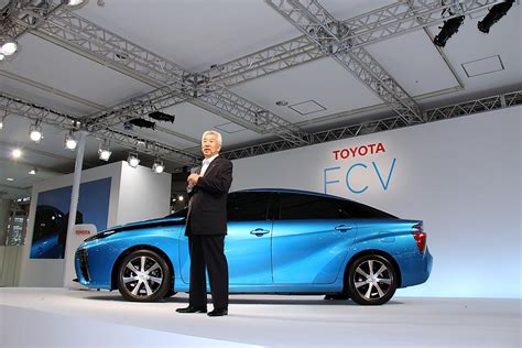 Hydrogen vehicle - Wikiwand