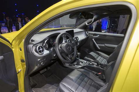 Mercedes X Class Interior by Mercedes X Class Progressive Interior