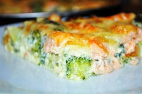 quiche saumon brocolis les recettes de la cuisine de asmaa