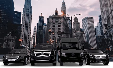 Limo Rental Chicago by Chicago Limo Service Airport Hourly Car Service