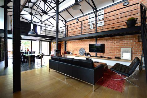 atelier cuisine montpellier loft dans un ancien hangar industriel agence ea bordeaux
