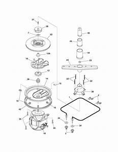 Frigidaire Dishwasher Model Number Ffbd2406nw0a Manual