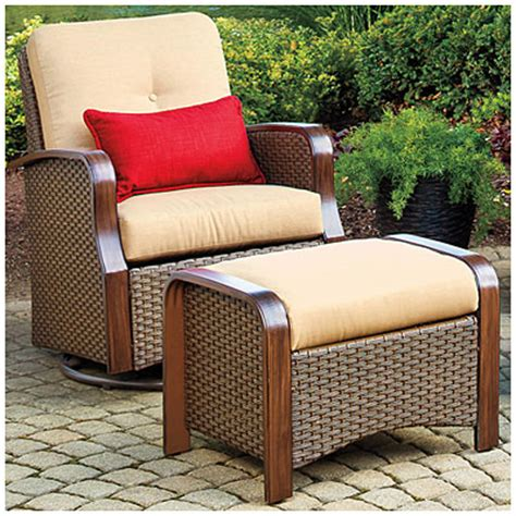 Wilson Fisher Patio Furniture Tuscany Collection by View Wilson Fisher 174 Tuscany Resin Wicker Set Of 2