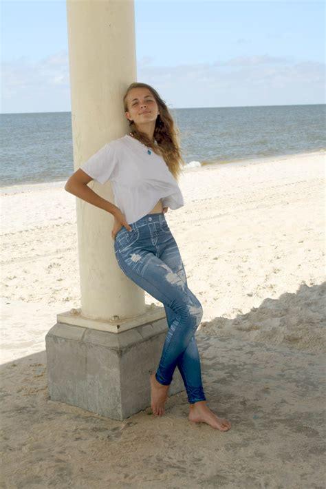 Teen Bikini Model Storme Swim Rags Lifestyle Apparel Co