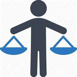 Balance, businessman, decision, scale icon | Icon search ...