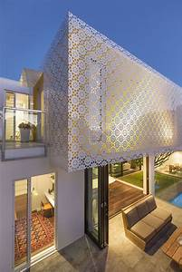 Perforated, Building, Facades, That, Redefine, Traditional, Design