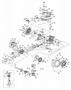 Troy Bilt Super Bronco Tiller Parts Diagram