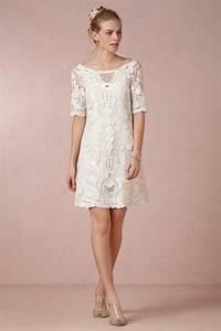 casual wedding dresses for the minimalist modwedding With short casual wedding dresses