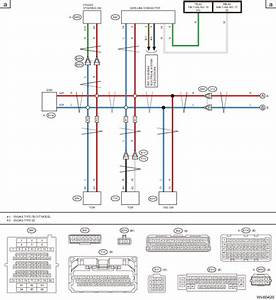 Subaru Legacy Service Manual - Can Communication System Wiring Diagram