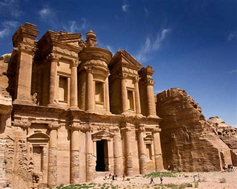 Petra Jordan The Secret Of The Lost City